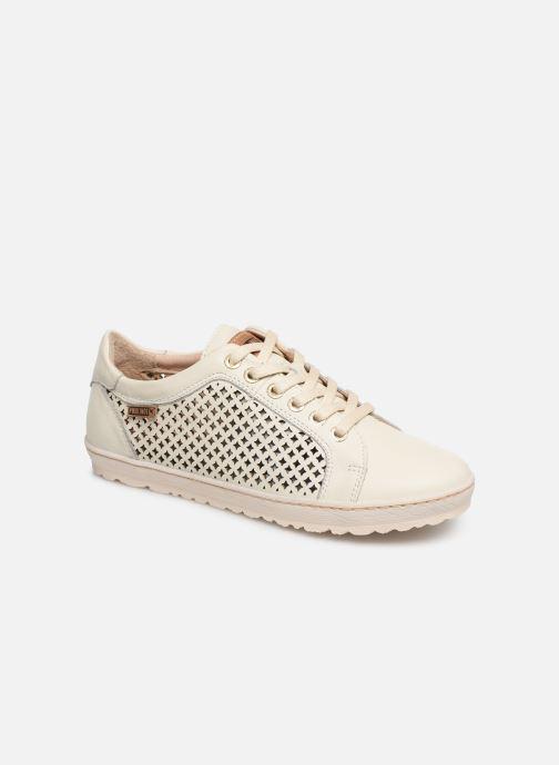 Sneakers Pikolinos Lagos 901-6767 Hvid detaljeret billede af skoene