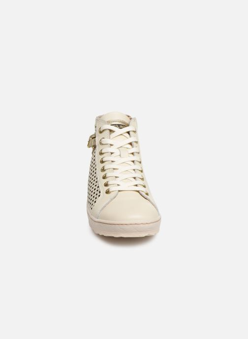 Baskets Pikolinos Lagos 901-8849C2 Blanc vue portées chaussures