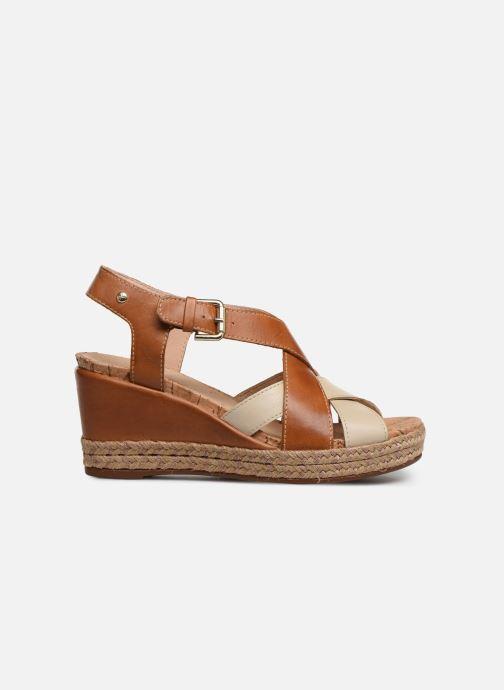 Sandales et nu-pieds Pikolinos Mojacar W7R-1736C1 Marron vue derrière