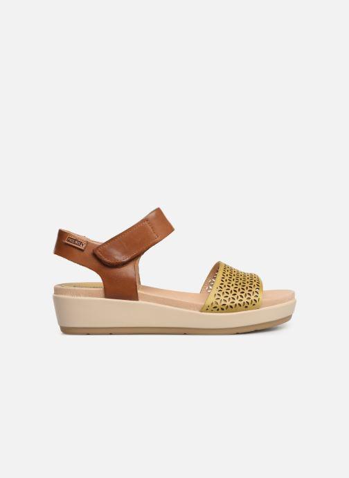 Sandales et nu-pieds Pikolinos Mykonos W1G-1733 Marron vue derrière