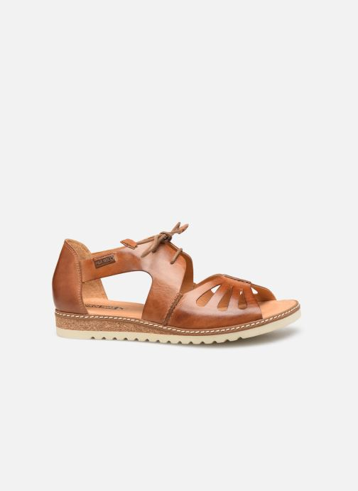 Sandales et nu-pieds Pikolinos Alcudia W1L-0917 Marron vue derrière
