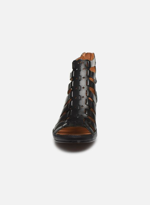Sandales et nu-pieds Pikolinos Java W5A-1701 Noir vue portées chaussures