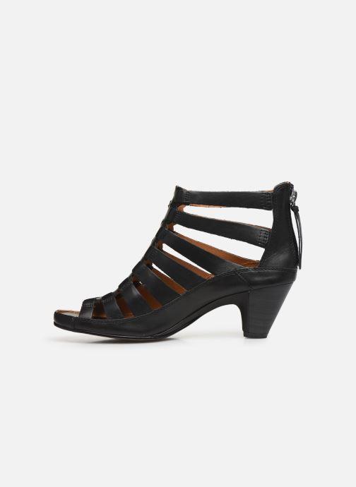 Sandali e scarpe aperte Pikolinos Java W5A-1701 Nero immagine frontale