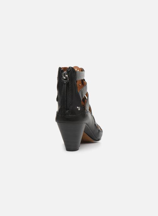 Sandales et nu-pieds Pikolinos Java W5A-1701 Noir vue droite