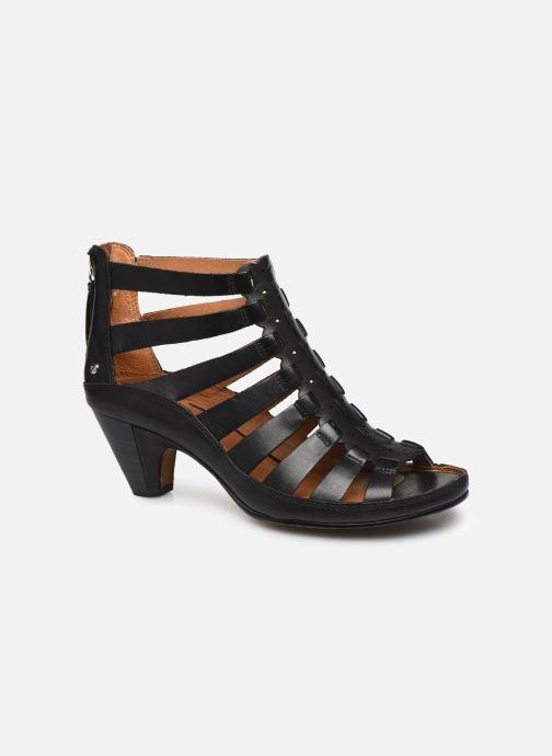 Sandales et nu-pieds Pikolinos Java W5A-1701 Noir vue détail/paire