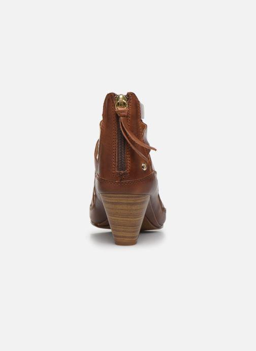 Sandales et nu-pieds Pikolinos Java W5A-1701 Marron vue droite