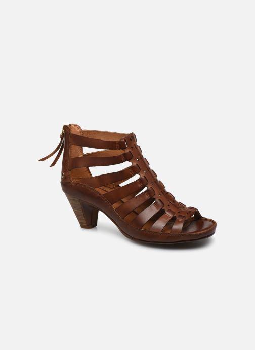 Sandales et nu-pieds Pikolinos Java W5A-1701 Marron vue détail/paire