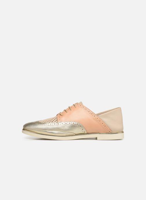 Chaussures à lacets Pikolinos Santorini W3V-4802C1 Beige vue face