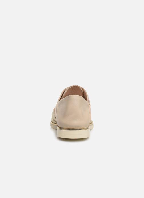 Chaussures à lacets Pikolinos Santorini W3V-4802C1 Beige vue droite