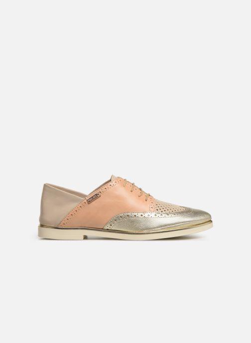 Chaussures à lacets Pikolinos Santorini W3V-4802C1 Beige vue derrière