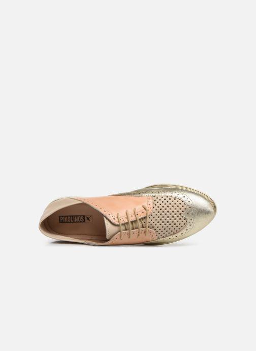 Chaussures à lacets Pikolinos Santorini W3V-4802C1 Beige vue gauche