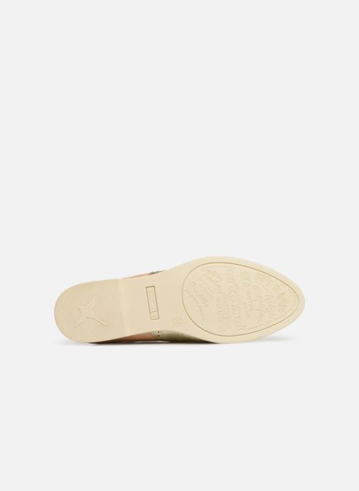 Chaussures à lacets Pikolinos Santorini W3V-4802C1 Beige vue haut