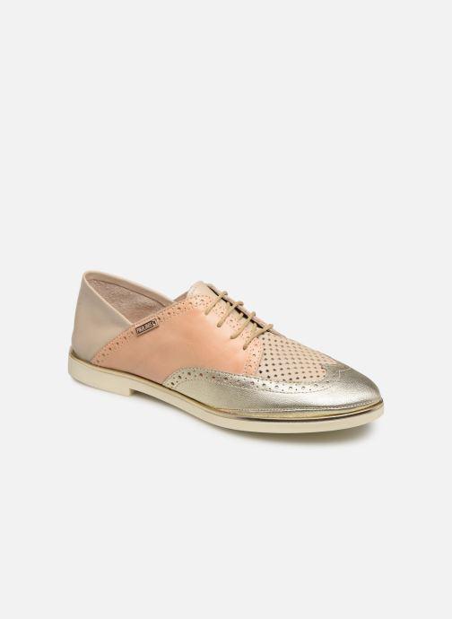 Chaussures à lacets Pikolinos Santorini W3V-4802C1 Beige vue détail/paire