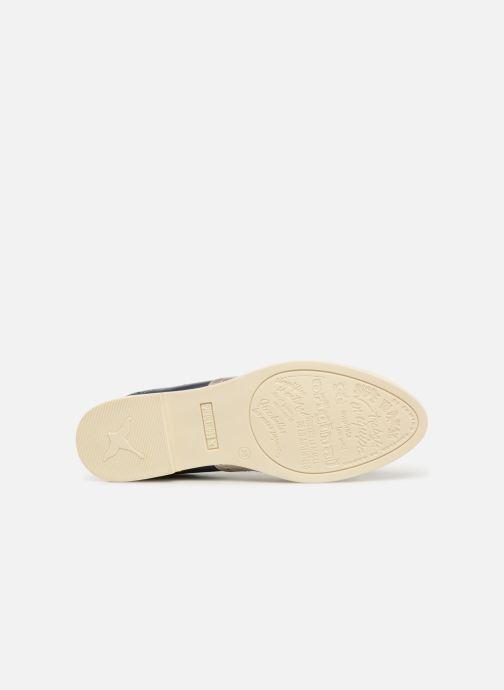 Chaussures à lacets Pikolinos Santorini W3V-4802C1 Bleu vue haut