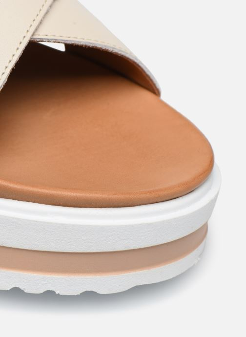 Sandali e scarpe aperte Made by SARENZA South Village Sandales Plates #2 Bianco immagine sinistra