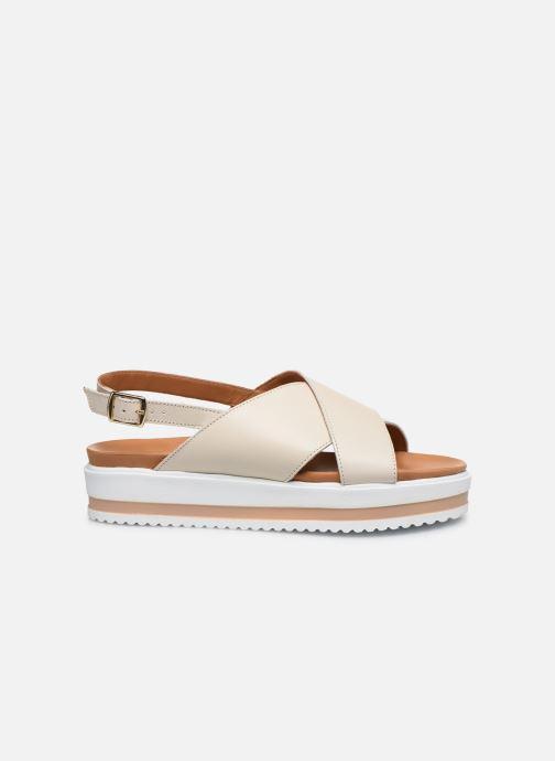 Sandali e scarpe aperte Made by SARENZA South Village Sandales Plates #2 Bianco vedi dettaglio/paio