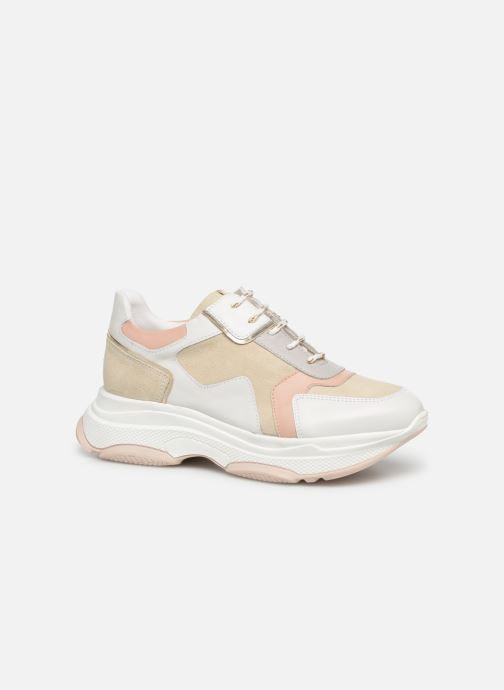 Sneakers Made by SARENZA Afrique Vibes Basket #1 Roze rechts