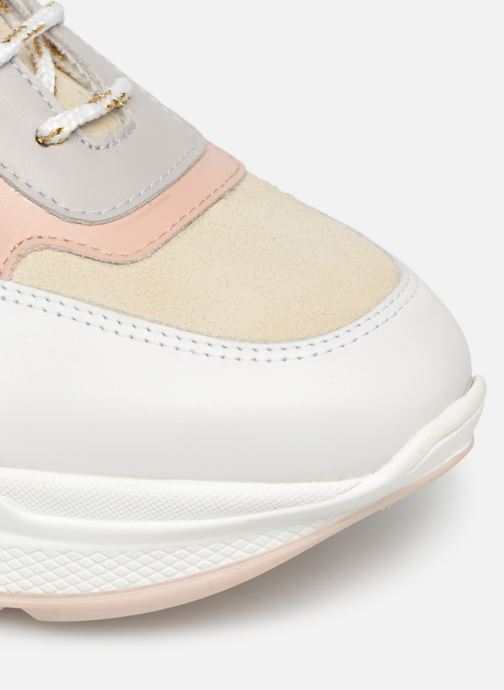 Sneakers Made by SARENZA Afrique Vibes Basket #1 Rosa immagine sinistra