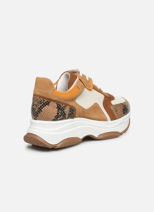 Sneakers Made by SARENZA Afrique Vibes Basket #1 Multicolore immagine frontale