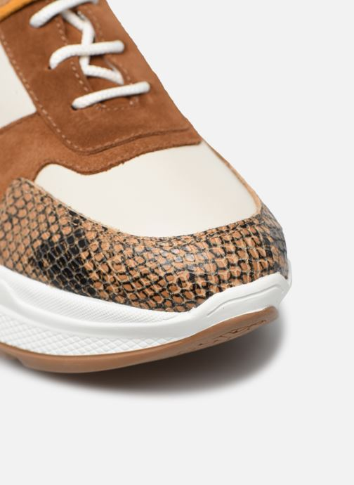 Sneakers Made by SARENZA Afrique Vibes Basket #1 Multicolore immagine sinistra