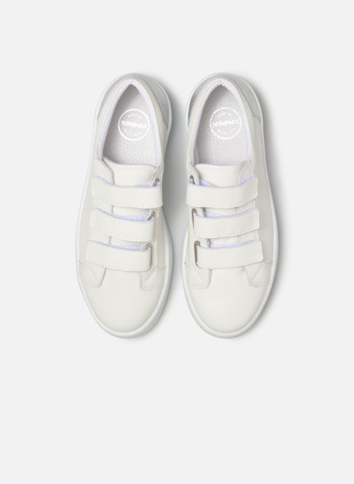 Baskets Made by SARENZA South Village Basket #2 Blanc vue portées chaussures