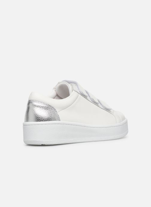 Sneakers Made by SARENZA South Village Basket #2 Bianco immagine frontale