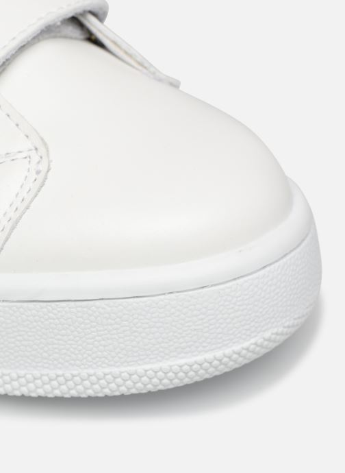 Sneakers Made by SARENZA South Village Basket #2 Bianco immagine sinistra
