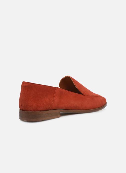 Mocasines Made by SARENZA Riviera Couture Mocassin #2 Rojo vista de frente