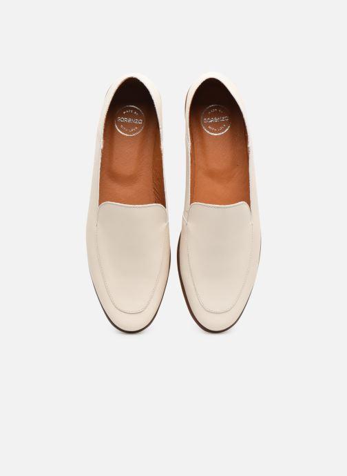 Mocassini Made by SARENZA Riviera Couture Mocassin #2 Bianco modello indossato