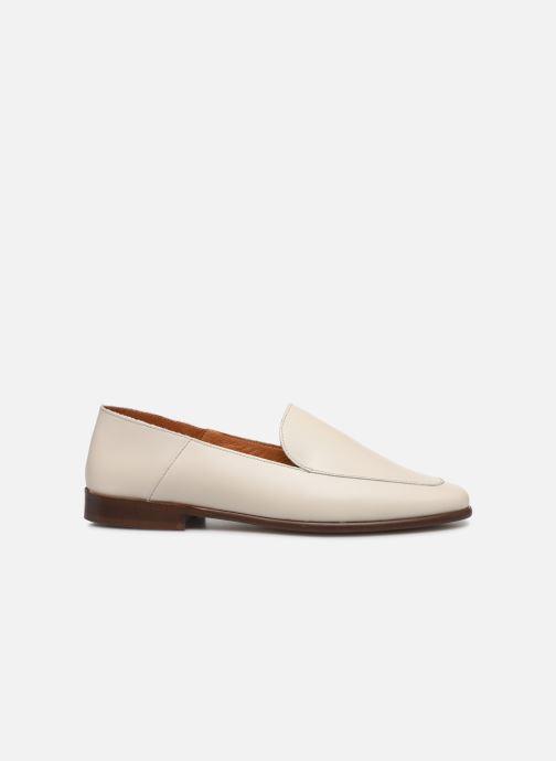 Slipper Made by SARENZA Riviera Couture Mocassin #2 weiß detaillierte ansicht/modell