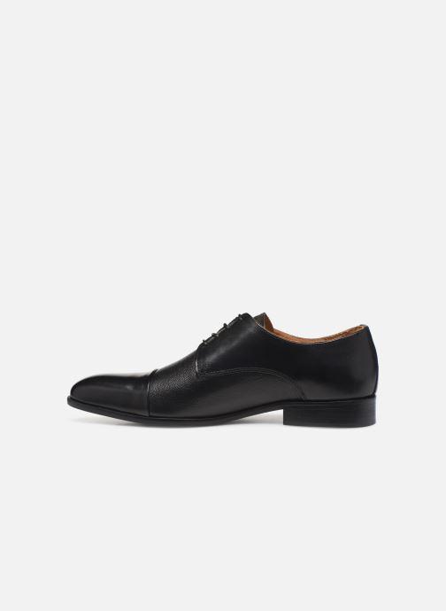 Zapatos con cordones Marvin&Co Nucciato Negro vista de frente