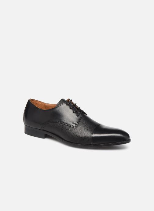 Zapatos con cordones Marvin&Co Nucciato Negro vista de detalle / par