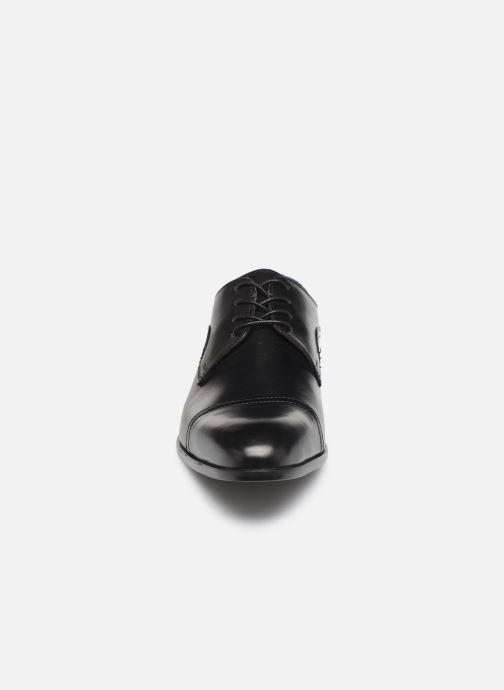 Zapatos con cordones Marvin&Co Noulia Negro vista del modelo