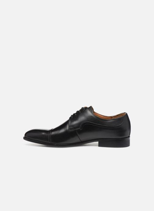 Zapatos con cordones Marvin&Co Noulia Negro vista de frente