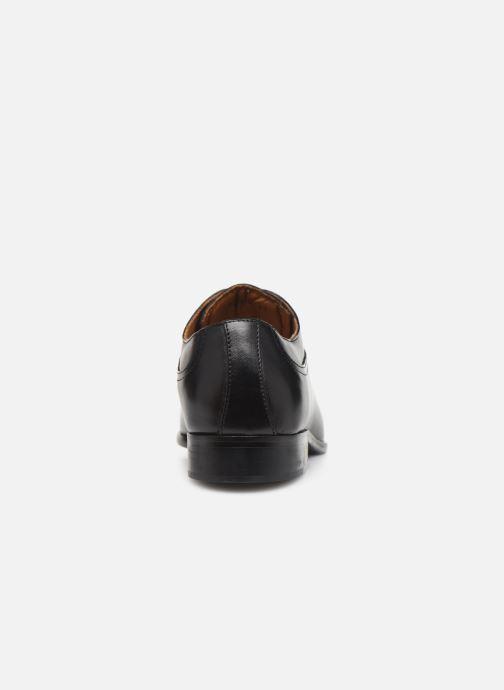 Chaussures à lacets Marvin&Co Noulia Noir vue droite