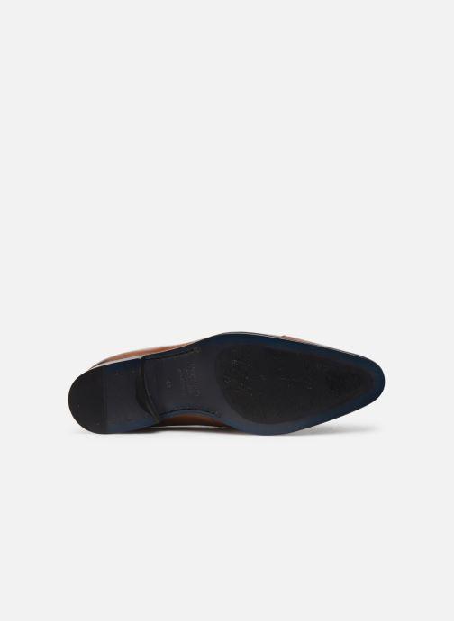 Chaussures à lacets Marvin&Co Noulia Marron vue haut