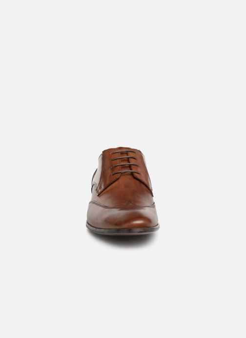 Chaussures à lacets Marvin&Co Newheart Marron vue portées chaussures