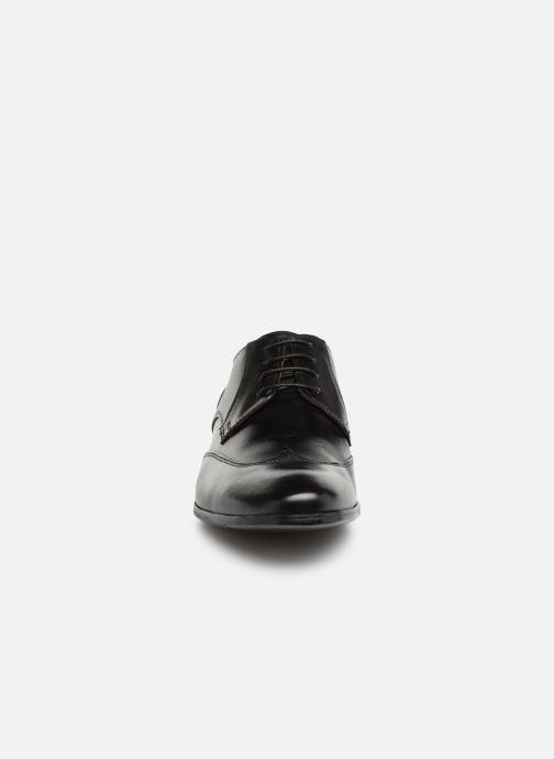 Chaussures à lacets Marvin&Co Newheart Noir vue portées chaussures
