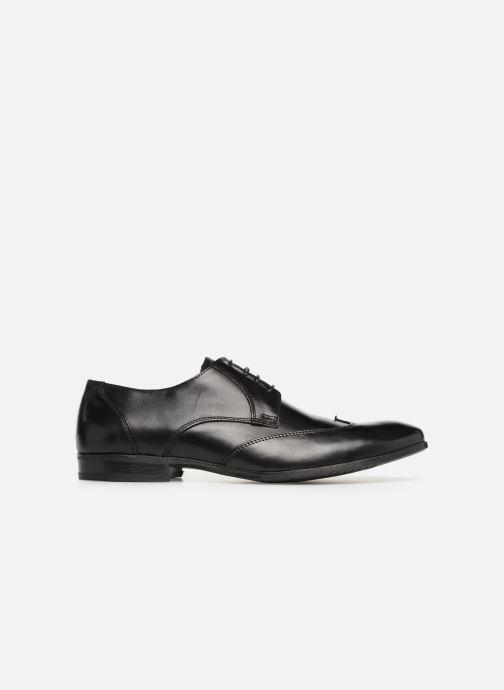 Chaussures à lacets Marvin&Co Newheart Noir vue derrière