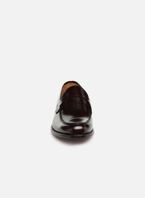 Mocassins Marvin&Co Nassino Bordeaux vue portées chaussures