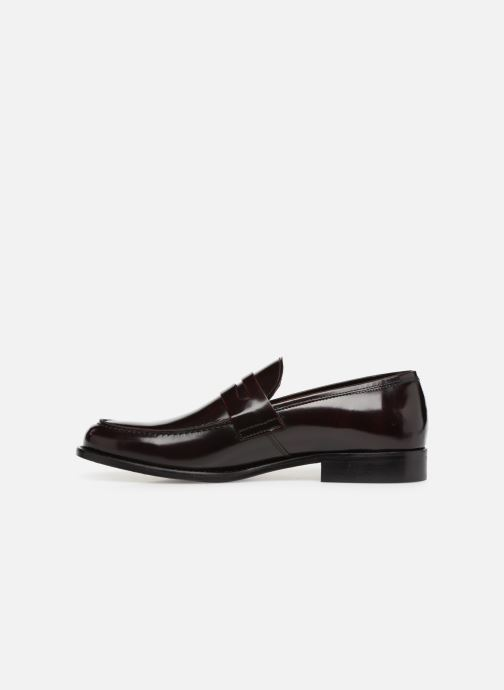 Loafers Marvin&co Nassino Burgundy front view