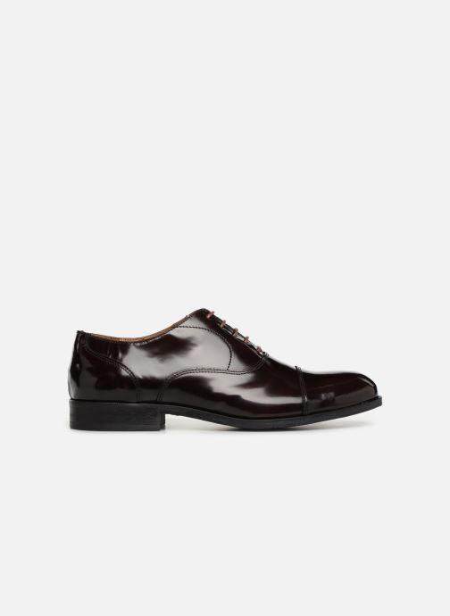 Chaussures à lacets Marvin&Co Nolac Bordeaux vue derrière
