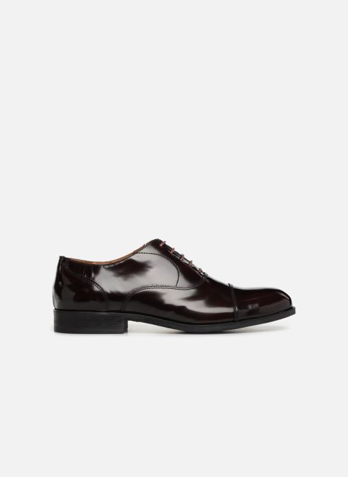 Lace-up shoes Marvin&co Nolac Burgundy back view
