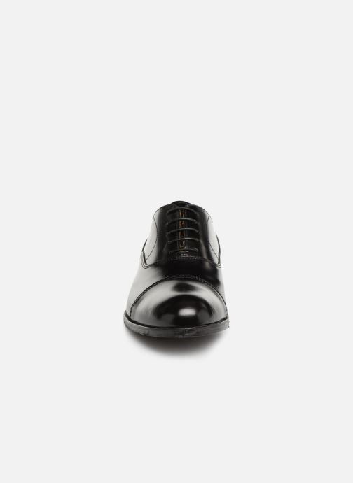 Zapatos con cordones Marvin&Co Nolac Negro vista del modelo