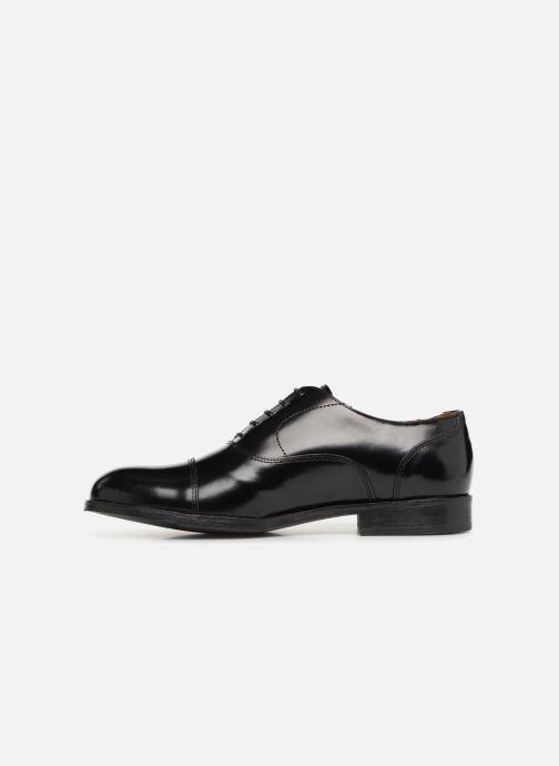 Lace-up shoes Marvin&co Nolac Black front view
