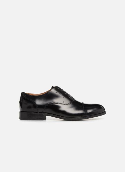 Zapatos con cordones Marvin&Co Nolac Negro vistra trasera