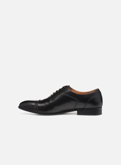 Zapatos con cordones Marvin&Co Newtown Negro vista de frente