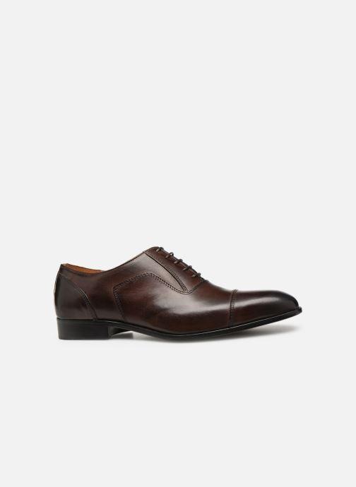 Zapatos con cordones Marvin&Co Newtown Marrón vistra trasera