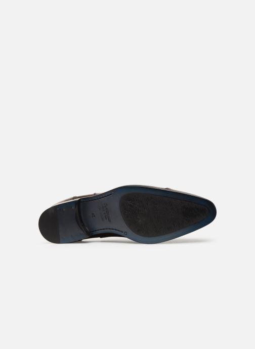 Chaussures à lacets Marvin&Co Newtown Marron vue haut