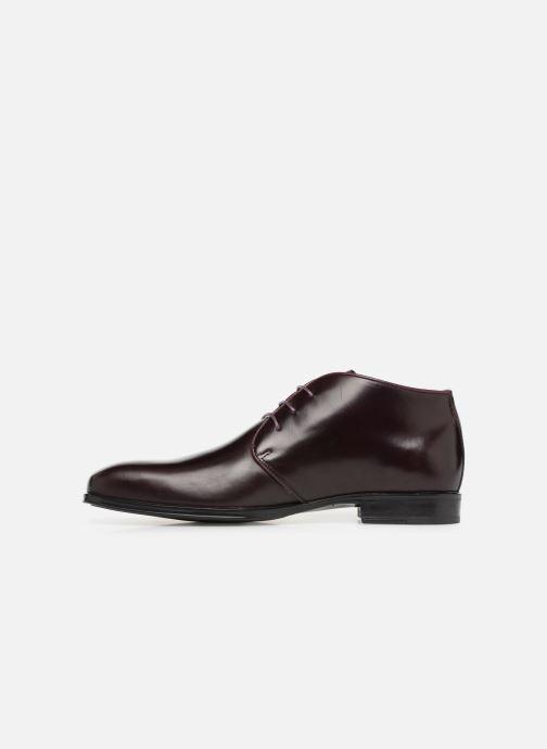 Bottines et boots Marvin&Co Nukka Bordeaux vue face